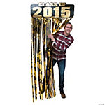 Class of 2015 Graduation Door Curtain