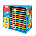 Classroom Sorter with Drawers