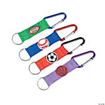 Clip Sport Ball Key Chains