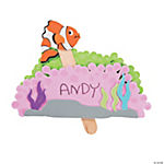 Clown Fish Sea Anemone Pop-Up Craft Kit