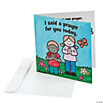 "Color Your Own ""A Prayer For You"" Cards"