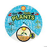 Color Your Own! Plant Life Cycle Wheel