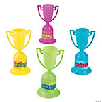 Colorful Winner Trophies