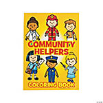 Community Helper Coloring Books