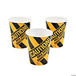 Construction Zone Cups
