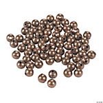 Copper Round Beads - 4mm
