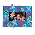 Cross Picture Frame Magnet Craft Kit