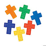 Cross Self-Adhesive Jewels