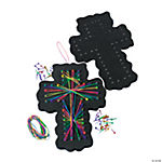 Cross String Art Craft Kit