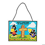 Crow About Jesus Craft Kit