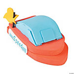 3D Floating Speed Boat Craft Kit