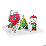 3D Peanuts® Christmas Craft Kit