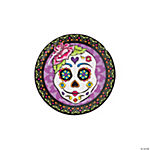 Day of the Dead Dessert Plates