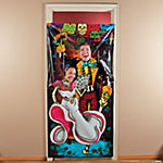 Day of the Dead Photo Door Banner