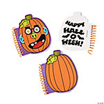 Decorate-a-Pumpkin Notepads