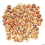 Decorated Bead Assortment - 8mm -12mm