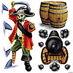 Design-A-Room Pirate Captain Set