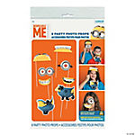 Despicable Me Photo Stick Props