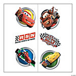 Disney Cars Grand Prix Dream Tattoos