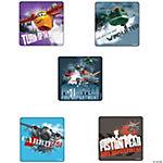 Disney Planes Fire & Rescue Stickers