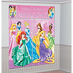 Disney Princesses Scene Setter Wall Decorating Kit