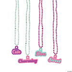 Diva Beaded Necklaces