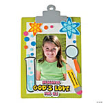 Divine Discoveries Picture Frame Magnet Craft Kit
