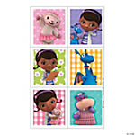 Doc McStuffins Sticker Sheets