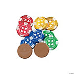 Double Crisp® Chocolate Poker Chips