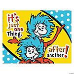 Dr. Seuss™ One Thing After Another Poster