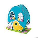 Easter Bunny House Craft Kit