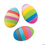 Easter Egg Erasers