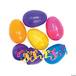 Easter Eggs with Linking Bunnies