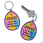 Easter Faith Key Chains