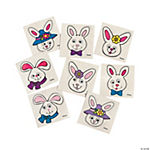 Easter Stickers with Wiggle Eyes