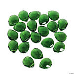 Emerald Briolette Faceted Beads - 15mm