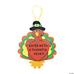 """Enter with A Thankful Heart!"" Craft Kit"