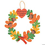 Enter with a Thankful Heart Wreath Craft Kit