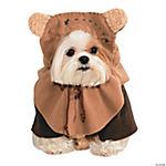 Ewok Extra Large Dog Costume