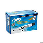 Expo® Black Original Ink Dry Erase Markers