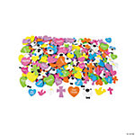 Fabulous Foam Self-Adhesive Easter Faith Shapes