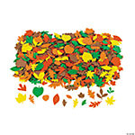 Fabulous Foam Self-Adhesive Fall Leaf Stickers