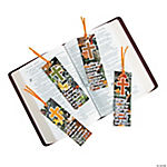 Faith Hunter Camouflage Bookmarks