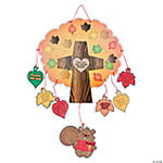 Fall into the Bible Mobile Craft Kit