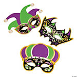 Fancy Mardi Gras Masks