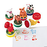 Farm Animal Stampers