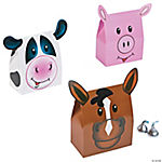 Farm Party Favor Boxes