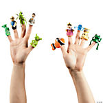 Finger Puppet Assortment