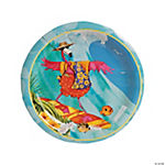Flamingo Fun Dinner Plates