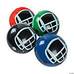 Football Helmet Beach Balls